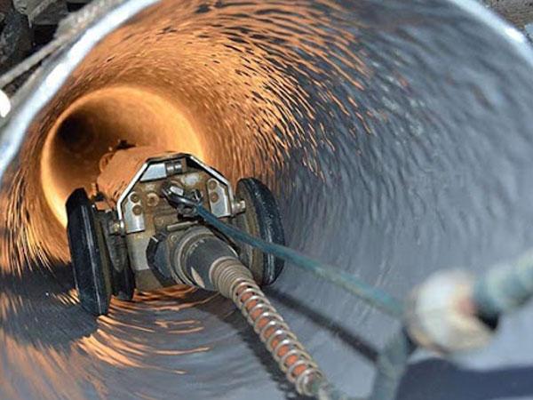 видеодиагностика труопроводов